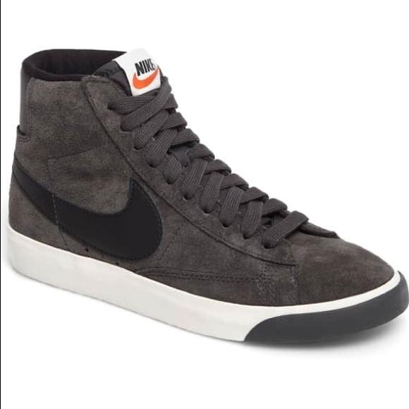 Día del Maestro Estragos Ver internet  Nike Shoes | Blazer Mid Vintage Leathertrimmed Suede | Poshmark